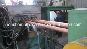 Brass Rod Horizontal Continuous Casting Production Line with Good After Sale Service pictures & photos