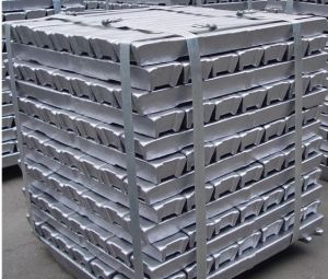 Automatic Aluminium Zinc Ingot Stacker Machine pictures & photos