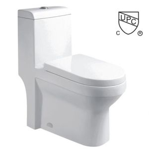 Ceramic Toilet with Cupc Certification (0322) pictures & photos