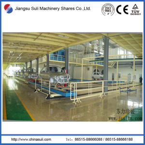 Automatic Powder Coating Production Line for Car pictures & photos