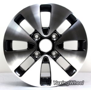 Hyper Blace Face Car Alloy Aluminum Alloy Wheel for All Cars pictures & photos