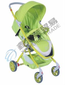 En1888 Approved Fashionable Stype & Unique Folding System Baby Stroller