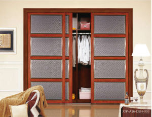 New Design Sliding Door for Bedroom Furniture (JOP-A16-DBH-003) Sliding Door pictures & photos