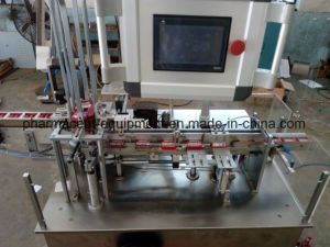 Automatic Box Cartoning Packing Machine for E-Cig Bottle pictures & photos