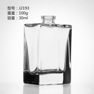 J2193 Glass Perfume Bottle Cosmetic Packaging Bottle pictures & photos