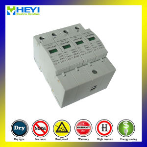 Ly5-C40 420V 40ka 4pole Power Surge Protector Surge Arrester pictures & photos