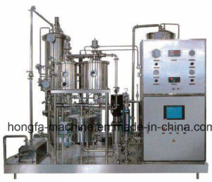 Carbonated Water Mixing Machine for Carbonated Beverage Bottling Process pictures & photos