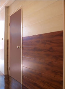 7/8*250mm Wooden Pattern PVC Wall Panel PVC Lamination Panel From China Manufacturer pictures & photos