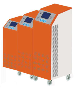 Pure Sine Wave Hybrid Solar Inverter with MPPT Solar Inverter UPS 5kw pictures & photos