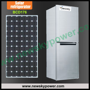 New Design DC12V 24V China Manufacturer Solar Power Solar Refrigerator pictures & photos