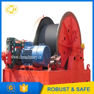 Electric Mine Hoist for Small Mine Lifting Materials pictures & photos