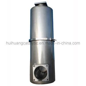 Diesel Exhaust Manifold SCR Catalyst Converter / Muffler Euro 5 pictures & photos