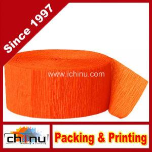 Orange Crepe Paper Streamer (420048) pictures & photos