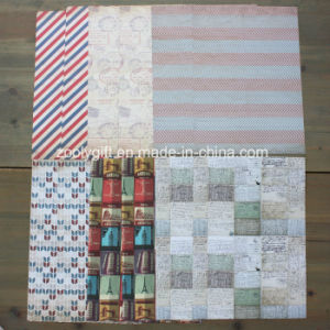 DIY Scrapbook Nautical Rose Patterned Paper Craft Scrapbooking Handmade Scrapbook Paper Pack A5 pictures & photos