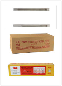 China Welding Electrode Factory pictures & photos