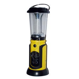 LED Dynamo Lantern With Radio (LVC-202)