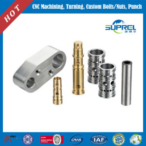Precision Metallic CNC Machined Parts pictures & photos