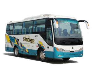 Top Quality China City Bus of Sinotruck