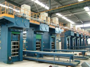 HJ071 Friction Material Hydraulic Press pictures & photos