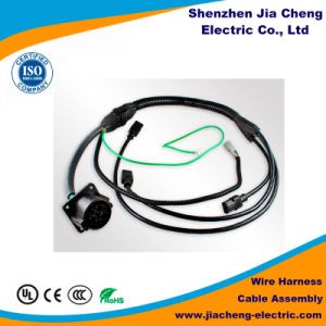 High Quality Waterproof Molding Electronic Wire Harness pictures & photos
