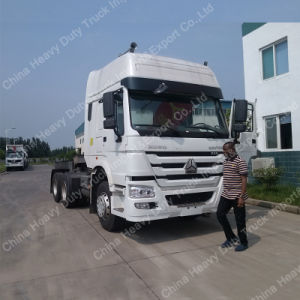 Hot Sale Sinotruk HOWO 6X4 336HP Head Tractor Truck pictures & photos