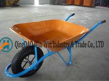Popular Wheelbarrow Wb6400 Wheel PU Wheel pictures & photos