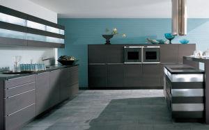 Kitchen Chipboard Melamine Cabinet Agk-023