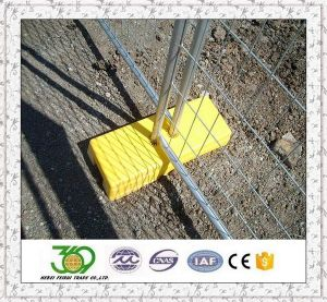 32mm Od Pipe Frame for Hot Dipped Galvanized Temporary Fencing pictures & photos