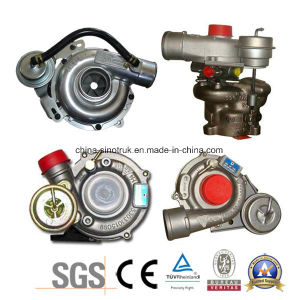 Hot Sale Vg1034110054 Turbocharger for How Sinotruk