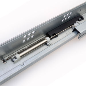 Undermount Buffering American Drawer Slide with Brackets pictures & photos