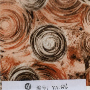 Yingcai 0.5m Width Hottest Cartoon Water Transfer Printing Film Hydrographic Dipping Film pictures & photos