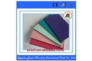 PVDF Aluminium Composite Panel with Flat Surface and 2 to 6mm Thickness in Shandong pictures & photos