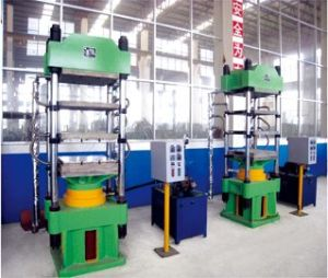 Frame Type Press Vulcanizer