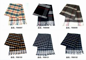 New Design Fashion Viscose Scarf (08103-08108) pictures & photos