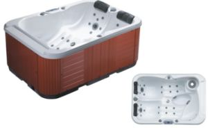 2014 Newest Sex Hot Tub, Bathtubs Small Size, Outdoor Family SPA pictures & photos