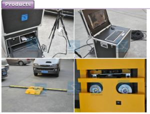 Mobile Water-Proof Under Vehicle Surveillance System, Clear Iamge for Frontier Defence. Car Security System Xld-Wscdjc08 pictures & photos