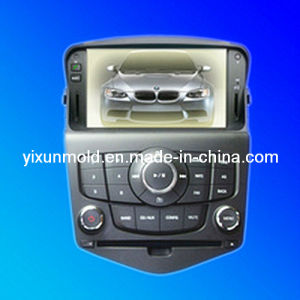 Automobile DVD Navigation Shell Injection Mould pictures & photos