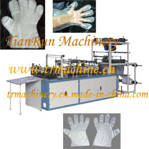 Automatic PE Disposable Plastic Glove Making Machine (TR-GM500) pictures & photos
