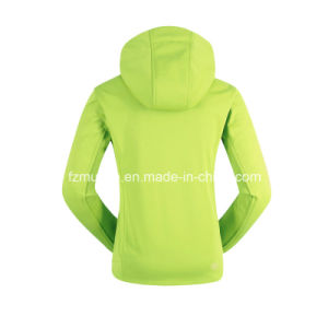 Warm Waterproof Windproof Soft Shell Jackets pictures & photos