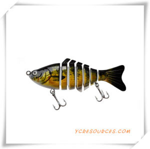 Top Grade Grade Plastic Fishing Lure--UV Coated Diving Minnow for Promotion pictures & photos