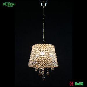 European Remove Control Decorative Crystal Pendant Lighting Made in China pictures & photos