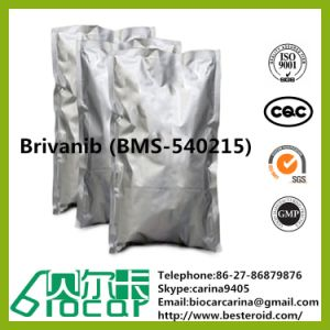99.6% Purity Hot Sale Brivanib (BMS-540215) (CAS 649735-46-6)