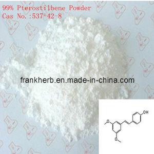 99% Pterostilbene Powder (Drug and Food Grade) pictures & photos