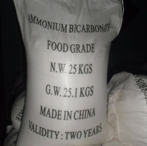ABC-Ammonium Bicarbonate Food, Industrial, Agricultural Grade 99% pictures & photos