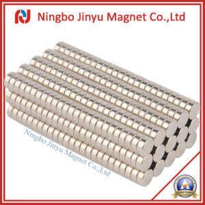 Neodymim Disc Magnet for Motor