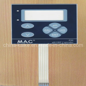 Membrane Switch with Metal Dome Tactile and Polycarbonate Overlay, Customized Designs Are Accepted (KK2013281) pictures & photos