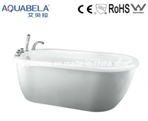Pure Acrylic Freestanding Bathtub (JL618) pictures & photos