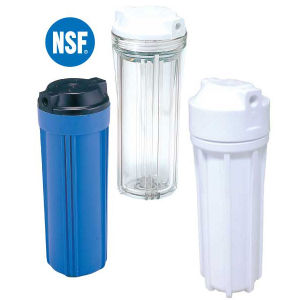 "5"" 10"" 20"" Plastic Water Filter Housing pictures & photos"