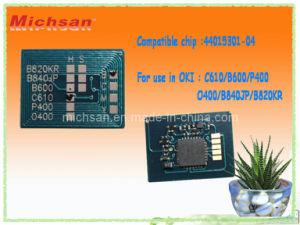 Toner Chip 44015301/02/03/04 for Oki Printer