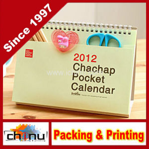 Custom Printed Paper Calendar (4310) pictures & photos